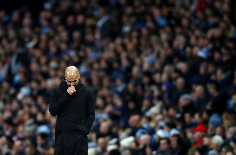 Man City thua liên tiếp 2 trận, Pep Guardiola thú nhận sự thật