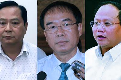 TP.HCM: Phó bí thư mất chức, cựu Phó chủ tịch bị bắt vì 'ăn' đất vàng