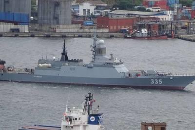 Bí ẩn chiến hạm cực mạnh Nga vừa trang bị