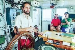Ly kỳ săn tìm con tàu chứa 14 tấn vàng chìm dưới đáy biển
