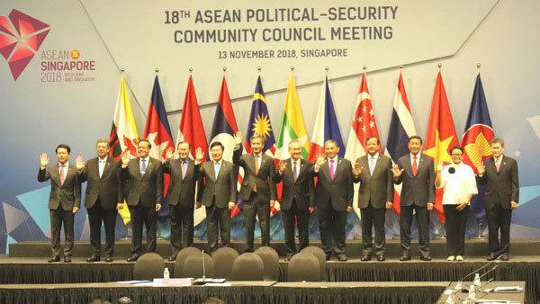 ASEAN hướng tới một nền hòa bình và an ninh dựa trên lòng tin