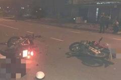 Đà Nẵng: Xe máy tông nhau kinh hoàng, 2 người chết