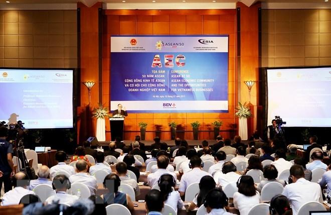 Lao động Việt Nam cần tăng tốc dịch chuyển vào AEC