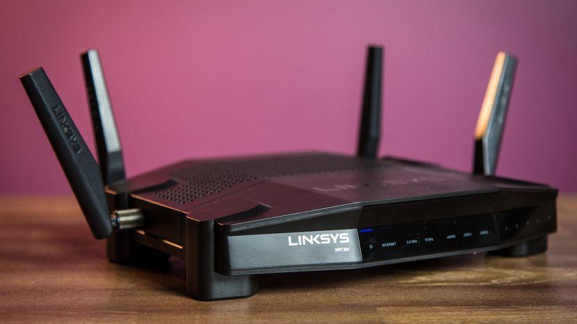 Lỗ hổng router Linksys có thể cho phép hacker chiếm quyền điều khiển mạng