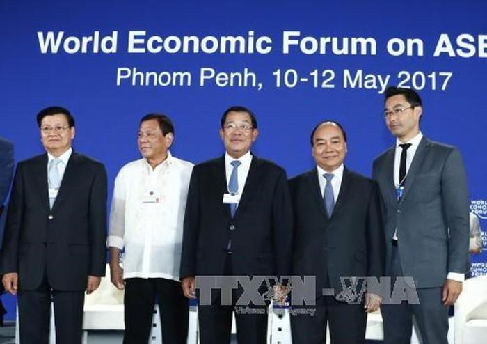 Chìa khóa của ASEAN nằm ở sức mạnh tập thể