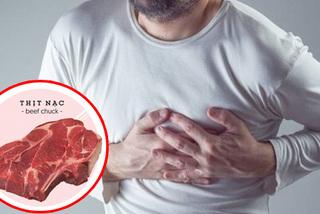 Chuyên gia gợi ý những loại thịt dành cho người cao huyết áp