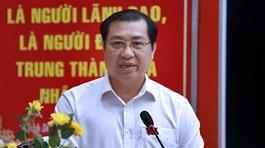 Chủ tịch Đà Nẵng trải lòng về việc bị TƯ kỷ luật liên quan đến Vũ 'nhôm'