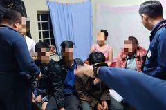 Tìm thấy nhóm đầu tiên trong 152 khách Việt mất tích ở Đài Loan
