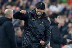 Liverpool độc chiếm ngôi đầu, Klopp mơ về ngôi vô địch