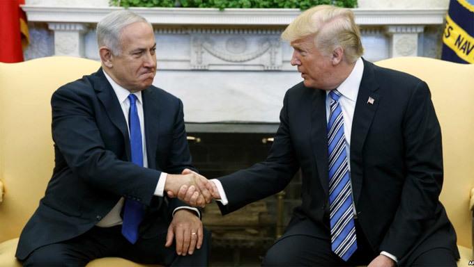"""Ông Trump tiết lộ số tiền khủng Mỹ dùng """"chống lưng"""" Israel"""