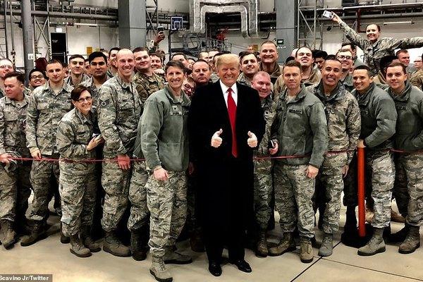 Mỹ không đồng ý rút quân khỏi Iraq