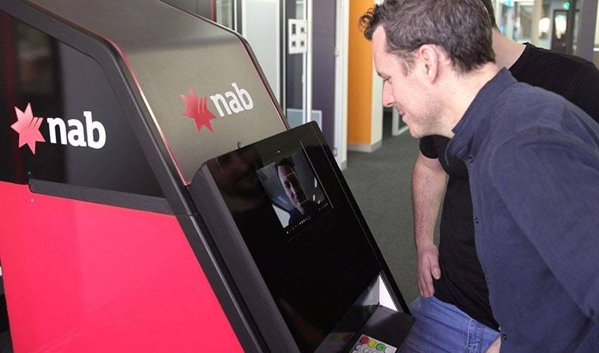 Australia dùng nhận diện khuôn mặt để rút tiền ở cây ATM