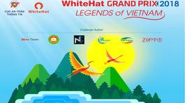 3 đội Top 10 thế giới tham gia chung kết WhiteHat Grand Prix 2018