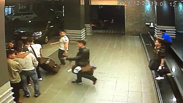 Bộ Ngoại giao thông tin về 11 du khách Việt bị tạm giữ ở Đài Loan