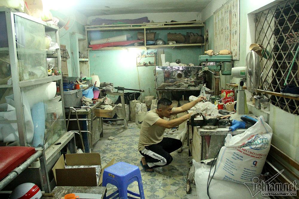 Bác sĩ 'tại gia' chế tạo hơn 600 chân tay giả tặng khắp thế gian