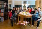 Hai gia đình Hồ Ngọc Hà - Kim Lý gặp mặt tại Thụy Điển