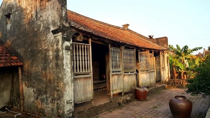 Hà Nam,Nhà cổ