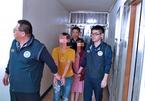 Truy đuổi, còng tay cô gái Việt bỏ trốn ở Đài Loan