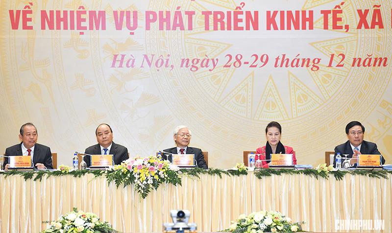 Thủ tướng: Niềm tin của nhân dân vào Đảng chưa bao giờ lớn như lúc này