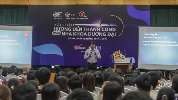 300 bác sĩ RHM bàn về những thách thức nha khoa