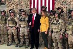 Ông Trump vô tình để lộ bí mật về đặc nhiệm Mỹ
