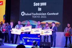Honda VN giảnh giải kĩ thuật viên giỏi Châu Á-Thái Bình Dương