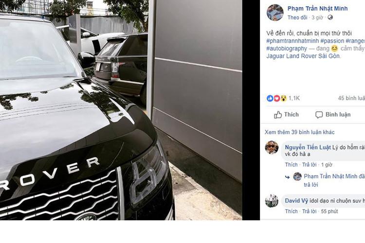 Ngả mũ với Minh nhựa: Liên tiếp tung triệu USD mua siêu xe
