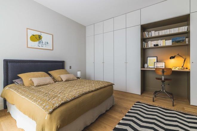 Phòng ngủ nhỏ nhắn