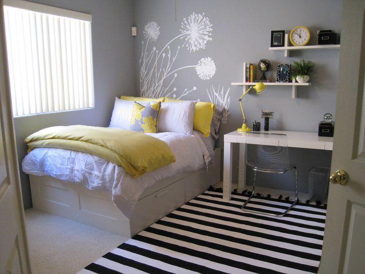 tận dụng ánh sáng tự nhiên cho phòng ngủ nhỏ
