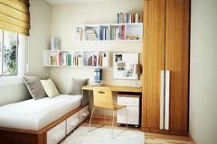 Ngẩn ngơ những mẫu phòng ngủ siêu nhỏ, siêu xinh dành cho nhà chật