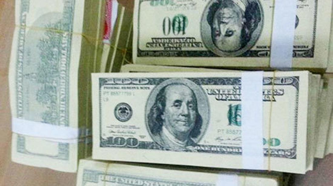 Tráo tiền âm phủ rút 8 tỷ trong két sắt ngân hàng