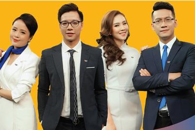 Hai cô gái thời tiết Mai Ngọc, Ngọc Bích xuất hiện trong chương trình mới của VTV