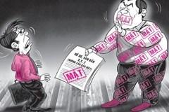 Bí mật nhà nước, 'vùng cấm' và quyền được biết
