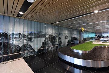Hạ Long 'ẩn mình' trong thiết kế của sân bay Vân Đồn