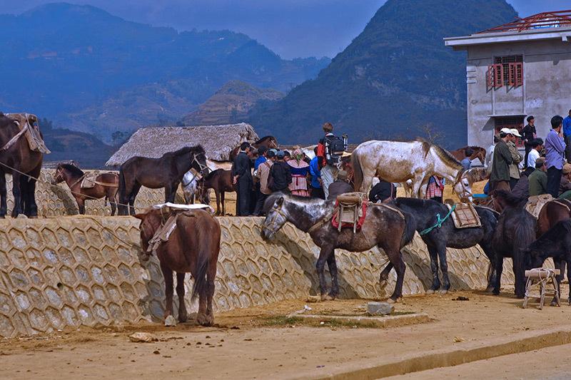 Chợ phiên độc đáo ở vùng cao hút khách du lịch