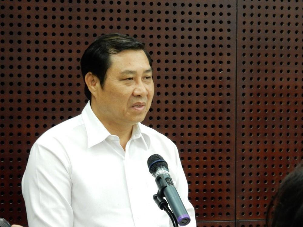 Huỳnh Đức Thơ,Nguyễn Thành Phong,sai phạm đất đai,TP.HCM,Đà Nẵng
