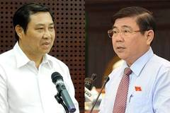 Chủ tịch TP.HCM, Đà Nẵng 'nhờ' Thủ tướng gỡ vướng sau các án kỷ luật