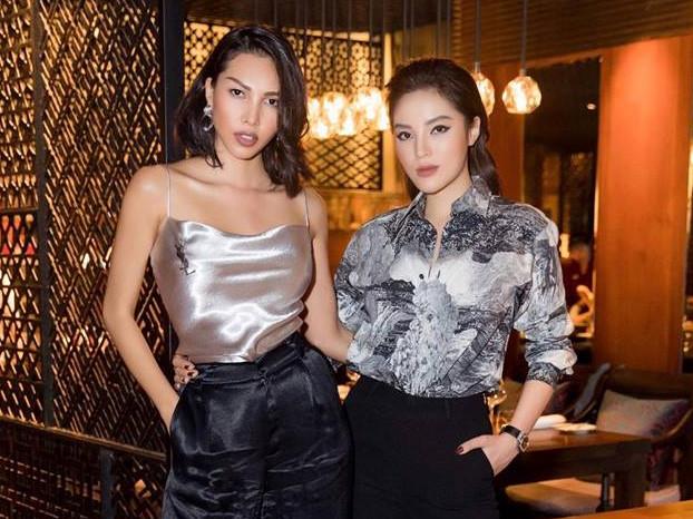 Kỳ Duyên lên tiếng tin đồn hẹn hò người mẫu Minh Triệu