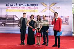 Ra mắt cặp đôi xe sang Dcar Xplus và Dcar President