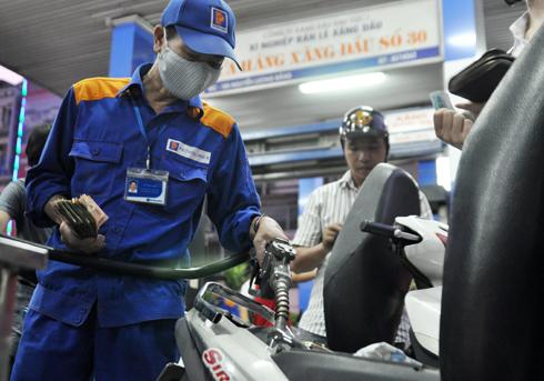 Giá xăng,giá xăng dầu,Quỹ bình ổn giá,xăng RON 95
