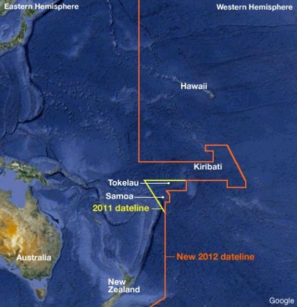 Ngày này năm xưa: Đảo quốc Samoa 'xóa sổ' một ngày