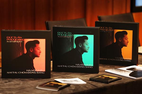 Đức Tuấn chi 'khủng' hơn 1 tỷ làm album nhạc Phú Quang