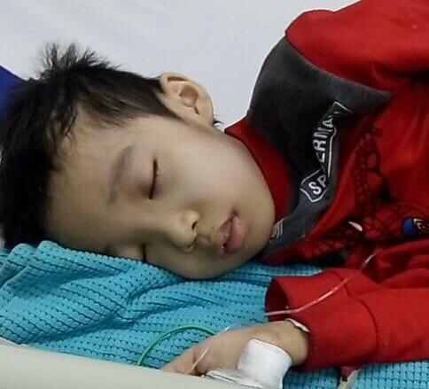 hoàn cảnh khó khăn,u não,từ thiện vietnamnet,giúp đỡ người nghèo