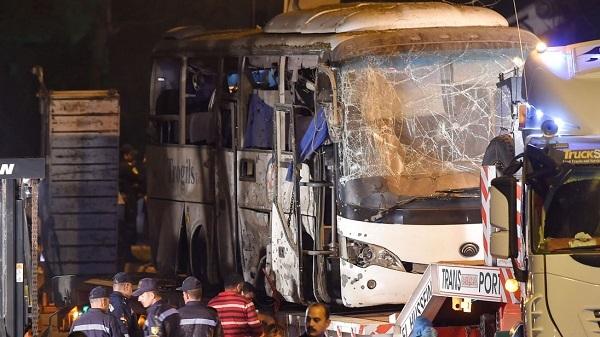 Thế giới 24h: Xe chở khách Việt bị trúng bom