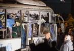 Hiện trường xe chở du khách Việt bị đánh bom ở Ai Cập