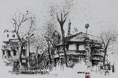 Thời bao cấp yêu thương và xúc động qua triển lãm 'Ký ức Hà Nội'