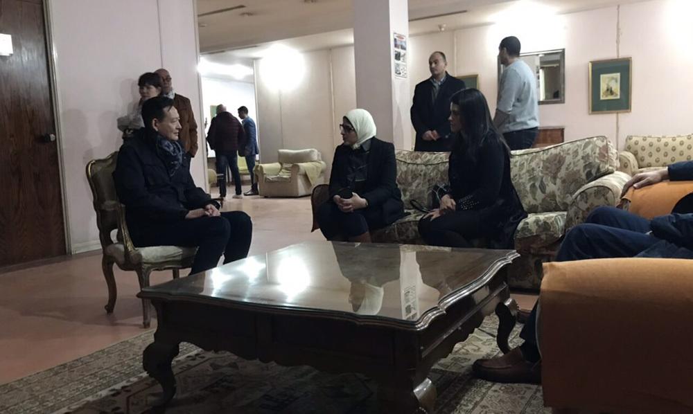 Xe chở người Việt trúng bom tại Ai Cập: Khách của Saigontourist