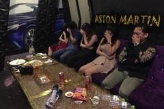 Dân chơi ma túy trong quán karaoke hối lộ cảnh sát để thoát thân