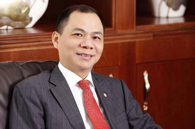 Phạm Nhật Vượng,Phạm Thu Hương,Johnathan Hạnh Nguyễn,Nguyễn Thị Phương Thảo