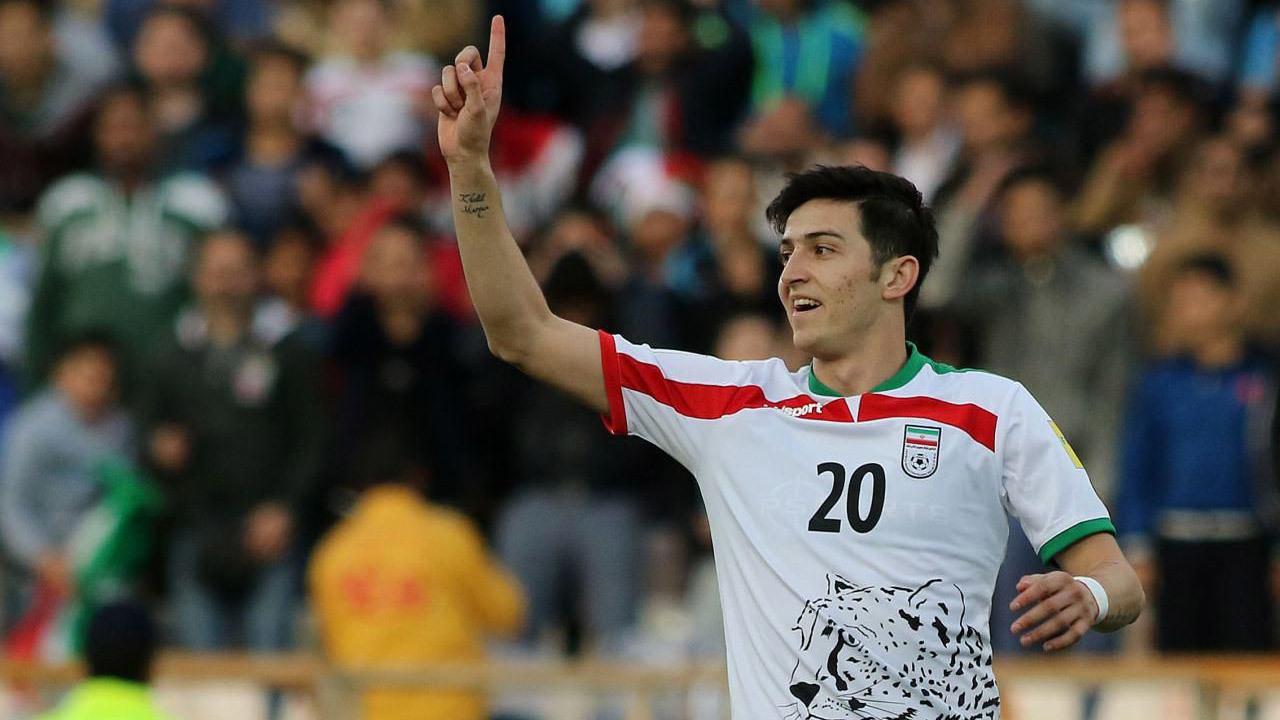 Asian Cup 2019: 'Messi Iran' được châu Âu săn đón